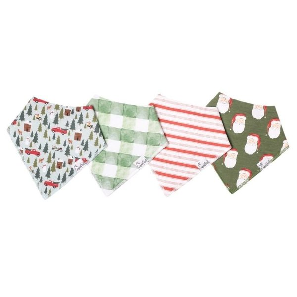 View larger image of Holiday Bandana Bibs