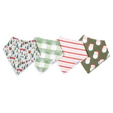 Holiday Bandana Bibs