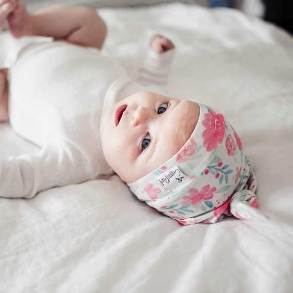 View larger image of Baby Top Knot Hats