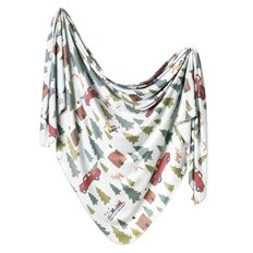 Holiday Swaddle Blankets