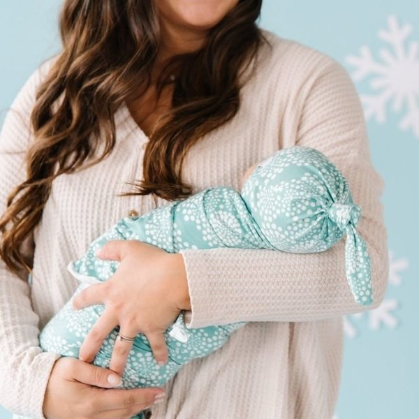 View larger image of Newborn Holiday Knot Hats