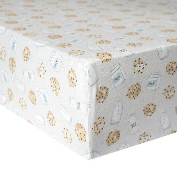 View larger image of Premium Knit Fitted Crib Sheet