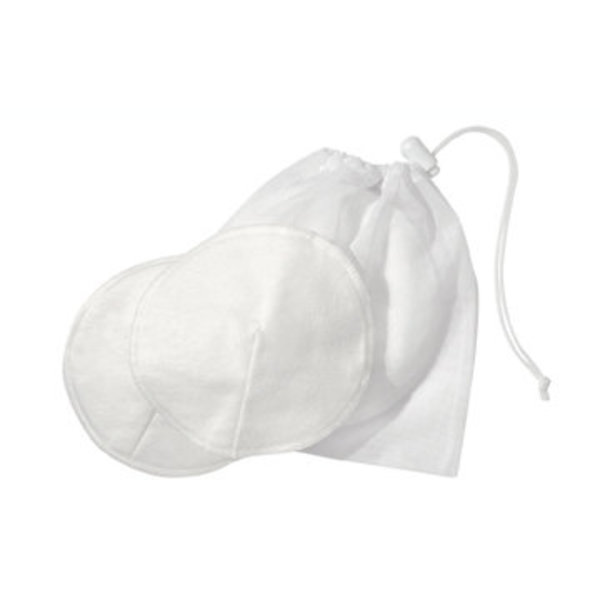 View larger image of Cotton Bra Pads w/Storage Bag