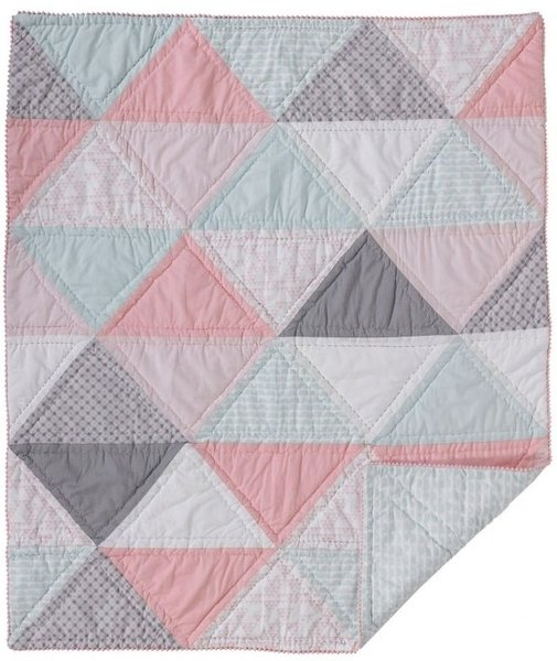 View larger image of Cotton Sparrow Comforter Triangle