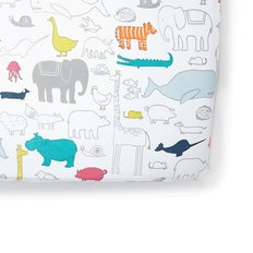 Crib Sheet Noah's Ark