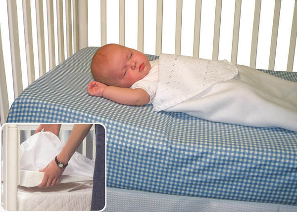 View larger image of Crib Wedge