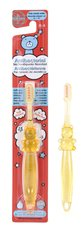 Crystal Animal Antibacterial Toothbrush Yellow