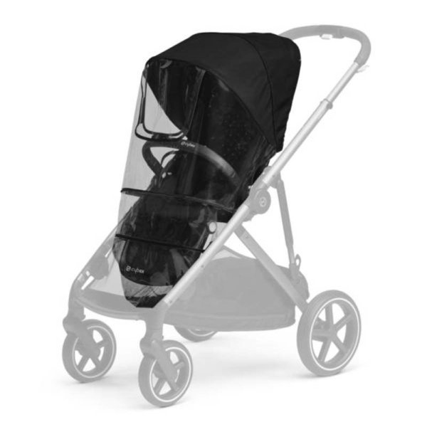 View larger image of Gazelle S Stroller Rain Cover