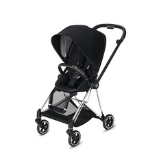 Mios Stroller - Chrome/Black Frame