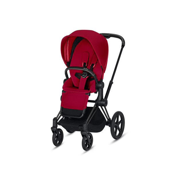 View larger image of Priam Stroller - Matte/Black Frame