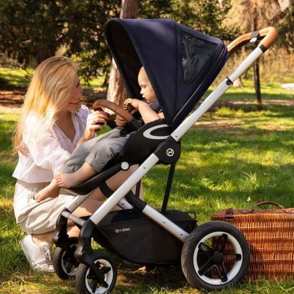 View larger image of Talos S Lux Stroller