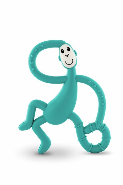 View larger image of Dancing Monkey Teether - Green