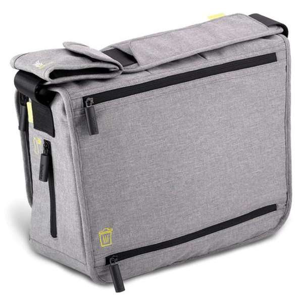 View larger image of Daytripper City Deluxe Changing Bag - Grey