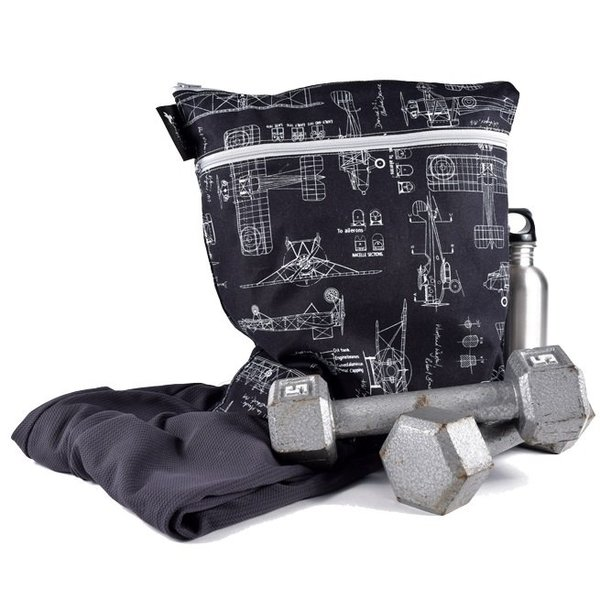 View larger image of Dbl DutyWetBag - Aviator