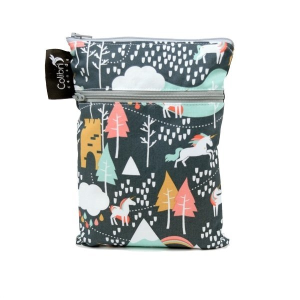 View larger image of Double Duty Wet Bag Mini - Fairy Tale