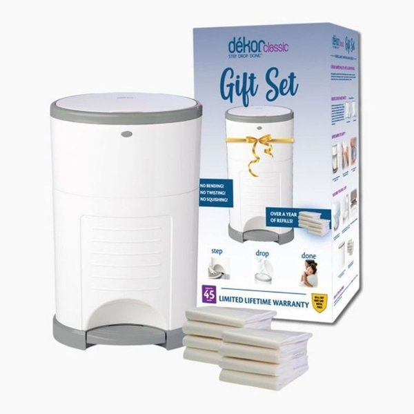 View larger image of Classic White Gift Set