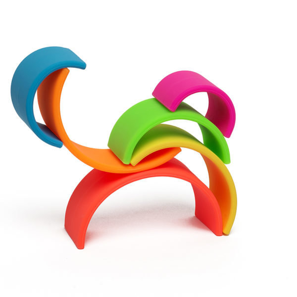 View larger image of Rainbow Silicone Toy