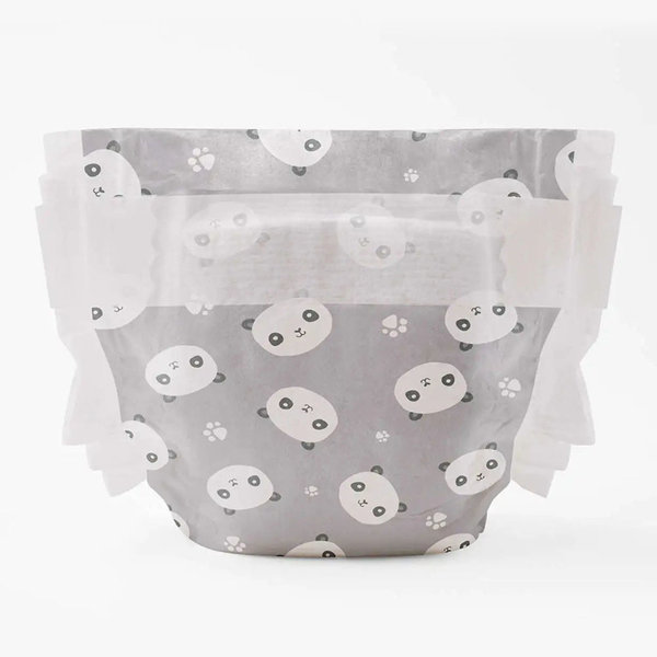 View larger image of Honest Diapers - Pandas