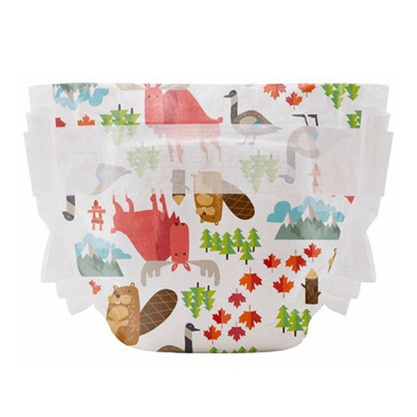 View larger image of Honest Diapers - Into The Wild