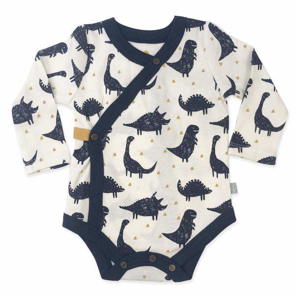 View larger image of Dinos Long Sleeve Bodysuit