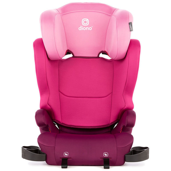 View larger image of Cambria 2 Booster Car Seat - Pink