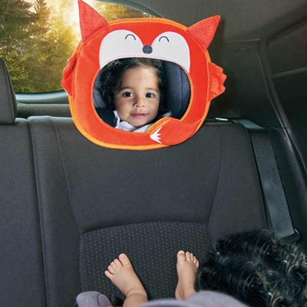 View larger image of Easy View Character Car Seat Mirror