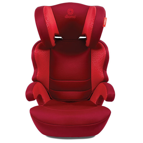 View larger image of Everett NXT Booster Car Seat - Red