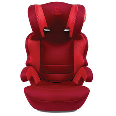 Everett NXT Booster Car Seat - Red