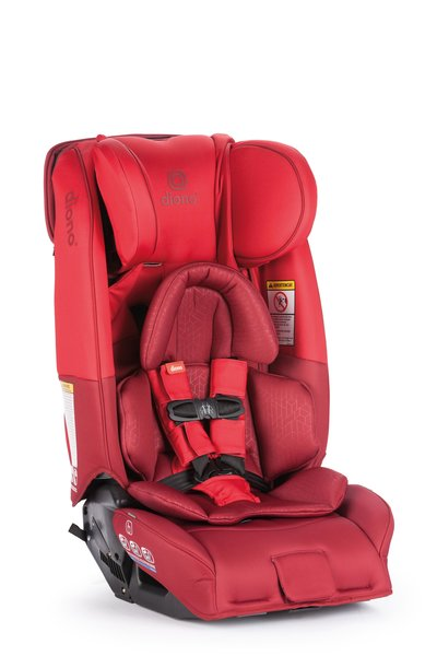 View larger image of Diono Radian 3 RXT Convertible Car Seat - Red