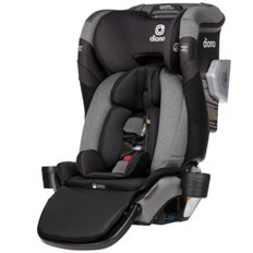 Radian 3QXT+ All-in-One Convertible Car Seat - Black Jet