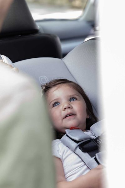 View larger image of Rainier 2 AX Convertible Car Seat - Black