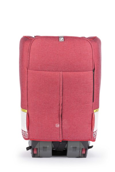 View larger image of Diono Rainier 2 AX Convertible Car Seat - Red