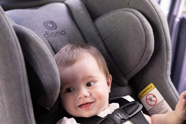 View larger image of Rainier 2 AXT Convertible Car Seat - Grey Wool