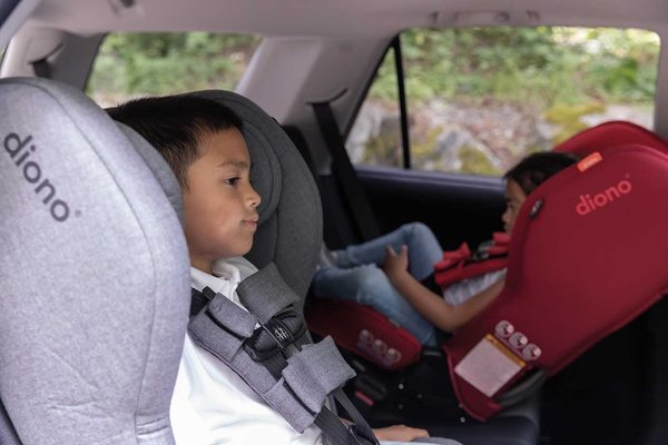 View larger image of Rainier 2 AXT Convertible Car Seat - Red