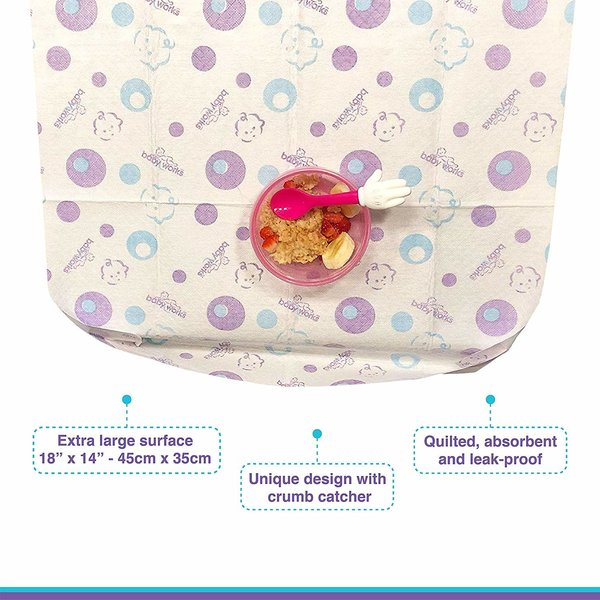 View larger image of Disposable Placemats - 12pk