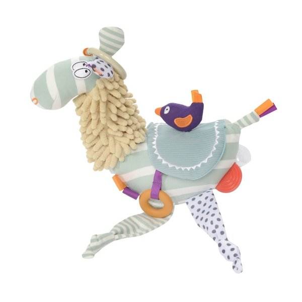 View larger image of Primo Llama Sensory Plush Toy