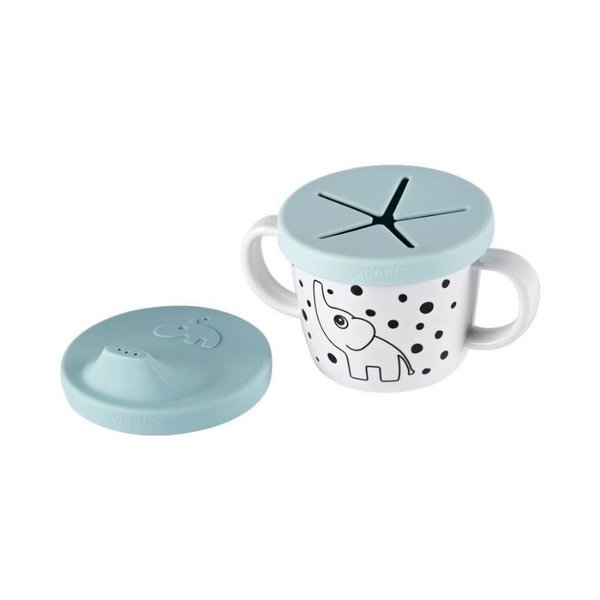 View larger image of Silicone Spout Snack Cup