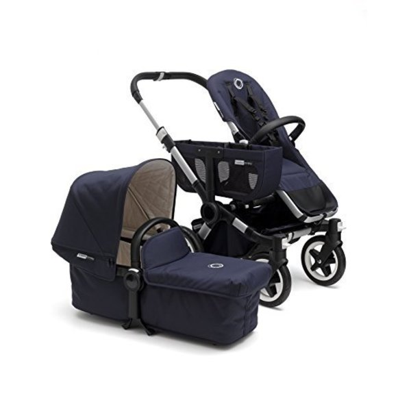 View larger image of Donkey Classic+ Mono Complete Stroller - Navy