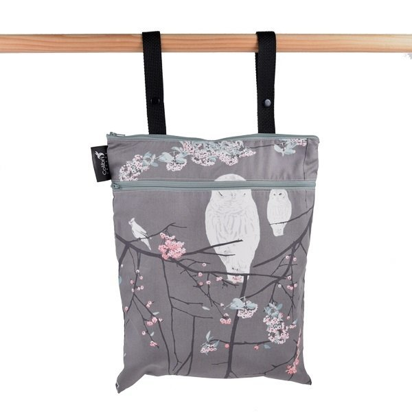 View larger image of Double Duty Wet Bag-Blossom