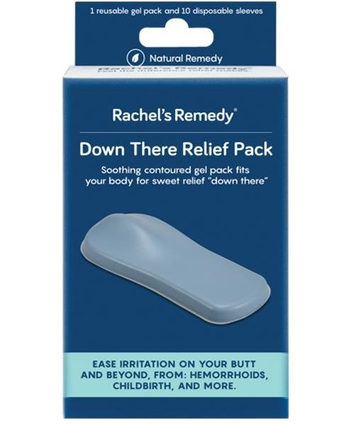 View larger image of Down There Relief Pack
