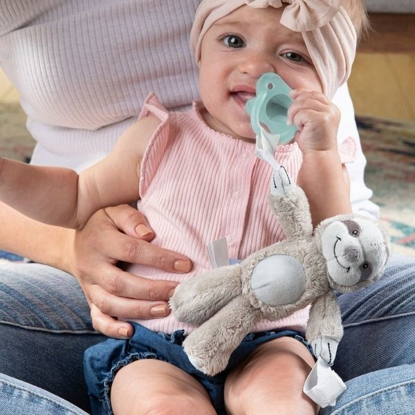 View larger image of Lovey Pacifier and Teether Holder