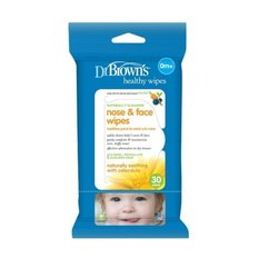 Nose/Face Wipes - 30pk