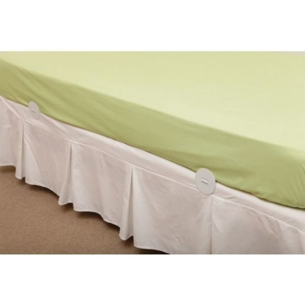 View larger image of Harrogate Bed Rail - White