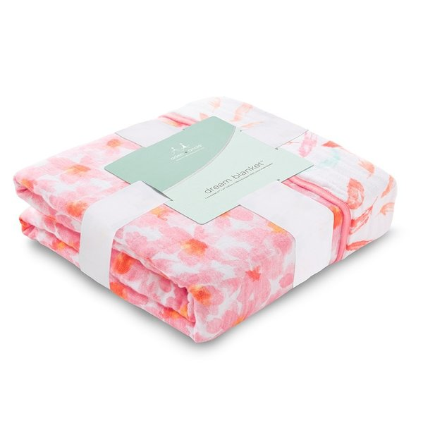 View larger image of Dream Blanket - Flowers