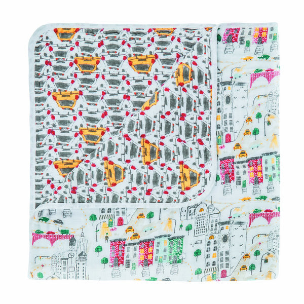 View larger image of Dream Blanket - Neighborhood