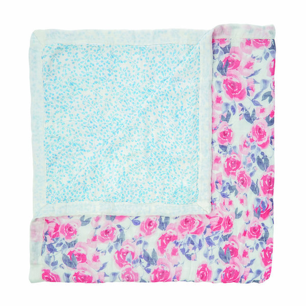 View larger image of Dream Blanket - Roses