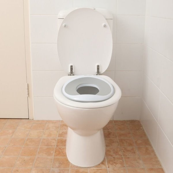 View larger image of EZY Toilet Trainer Grey
