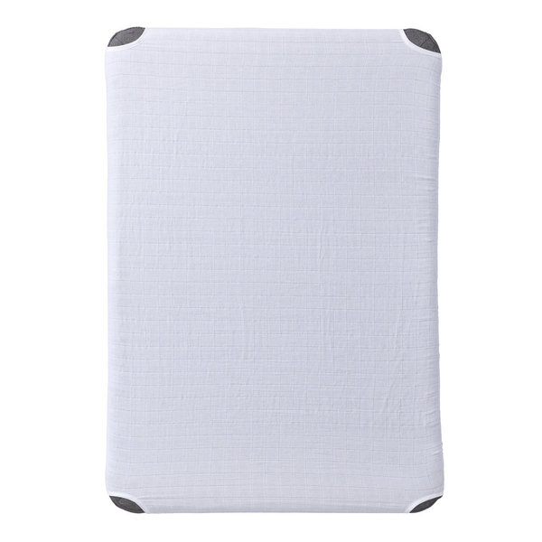 View larger image of Dreamnest Fitted Sheet-White