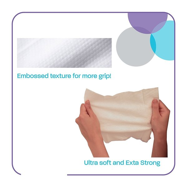 View larger image of Dry Wipes - 100pk