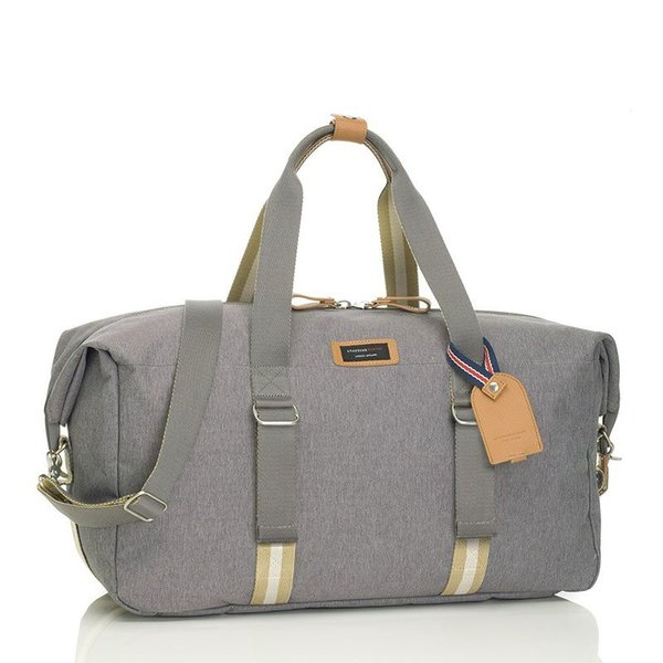 View larger image of Duffle Bag-Grey